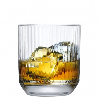 Designové sklenice na vodu NUDE SOF Big Top Whisky Glass