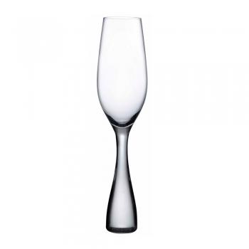 Designové sklenice na šampaňské Wine Party