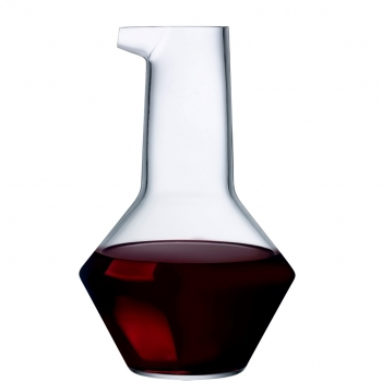 Designové karafy na víno Beak