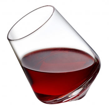 Designové sklenice na vodu NUDE Balance Wine Glass
