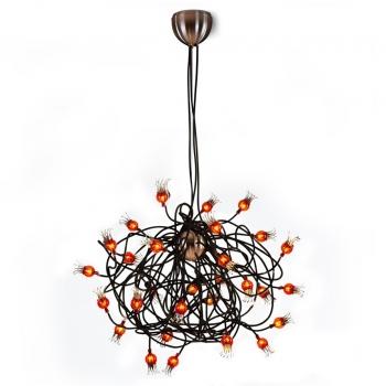 Designová závěsná svítidla Poppy Suspension