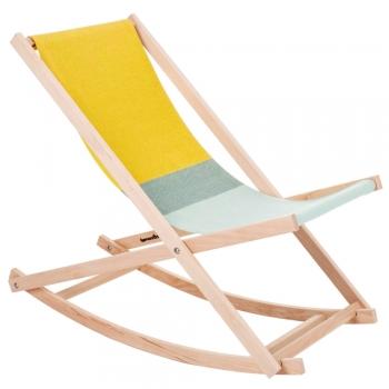 Designová houpací křesla WELTEVREE Beach Rocker