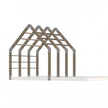 Designové pergoly Framehouse