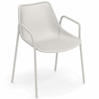 Designové zahradní židle Round Armchair