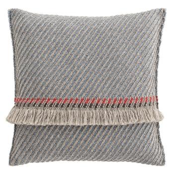 Designové polštáře GAN Garden Layers Big Cushion Blue