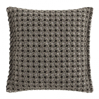 Designové polštáře GAN Garden Layers Small Cushion Green Checks