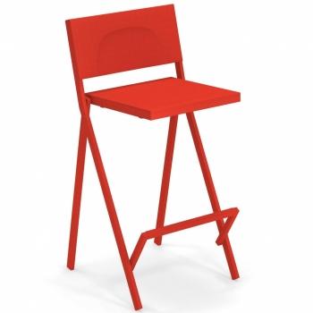 Designové zahradní barové židle EMU Mia Stool