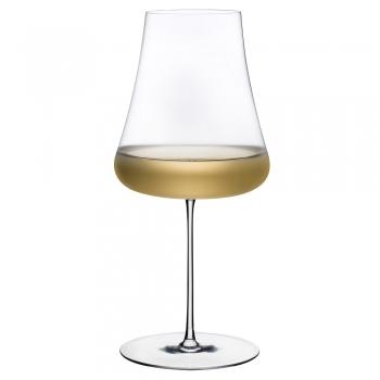 Designové sklenice na bílé víno Stem Zero