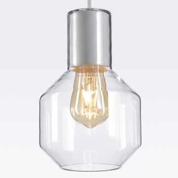 Designová závěsná svítidla Modern Glass Barrel