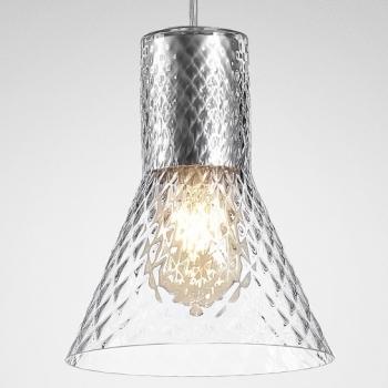 Designová závěsná svítidla Modern Glass Flared