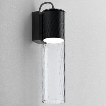 Designová nástěnná svítidla Modern Glass Tube