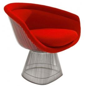 Designová křesla Platner Lounge Chair & Ottoman