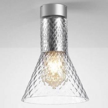 Designová stropní svítidla Modern Glass Flared