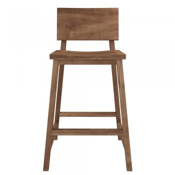 Designové barové židle ETHNICRAFT N3