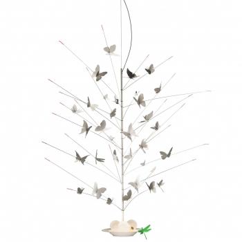Designová závěsná svítidla La Festa Delle Farfalle