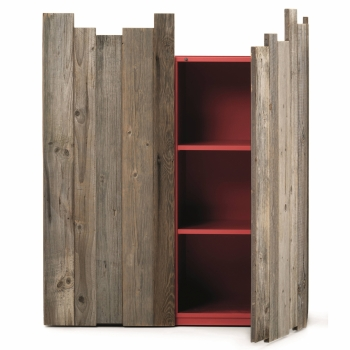 Designové skříně Zio Tom