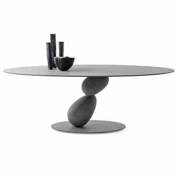 Designové jídelní stoly Matera