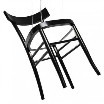 Designová závěsná svítidla Chair