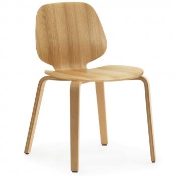 Designové jídelní židle My Chair Wood