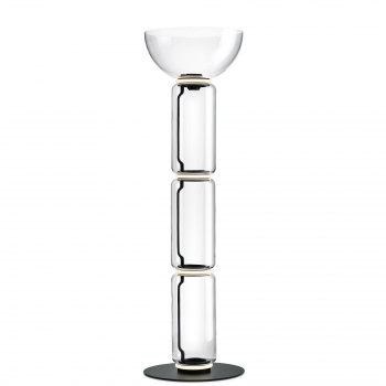 Designové stojací lampy Noctambule Floor 3 High Cylinders Bowl
