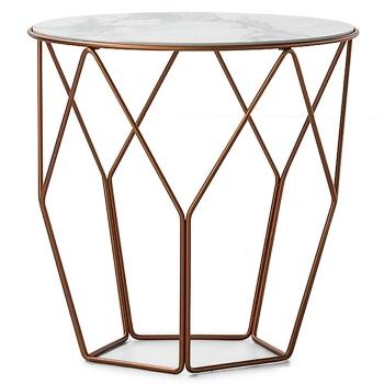 Designové odkládací stolky Arbor Side Table
