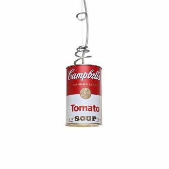 Designová závěsná svítidla Canned Light