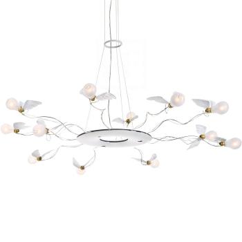 Designová závěsná svítidla Birdie's ring