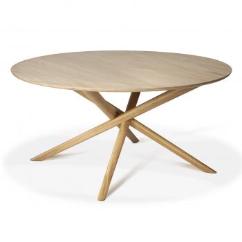 Designové jídelní stoly Mikado Dining Table Round