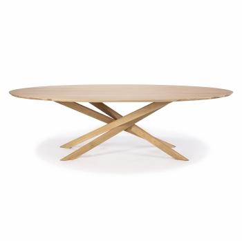 Designové jídelní stoly Mikado Dining Table Oval