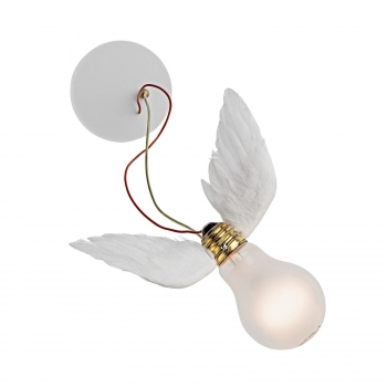 Designová nástěnná svítidla Lucellino
