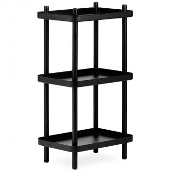 Designové knihovny Block Shelf
