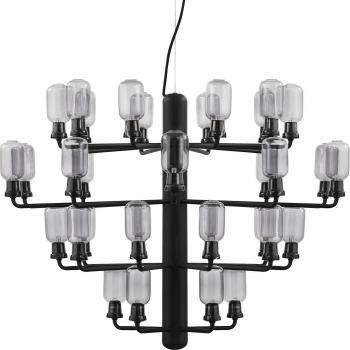 Designová závěsná svítidla Amp Chandelier