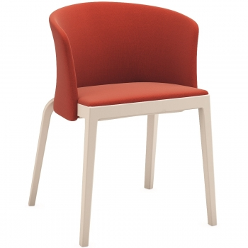Designové židle Bi Full-Back