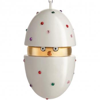 Designové vánoční ozdoby Pulcino il Grande