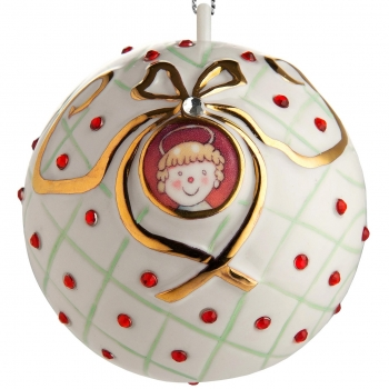 Designové vánoční ozdoby San Bambino