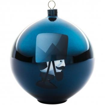 Designové vánoční ozdoby Blue Christmas 5