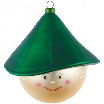 Designové vánoční ozdoby Pastorello