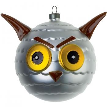Designové vánoční ozdoby Uffoguffo