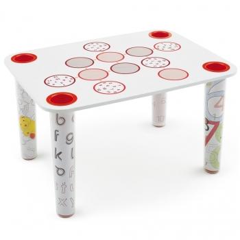 Designové dětské stoly Little Flare