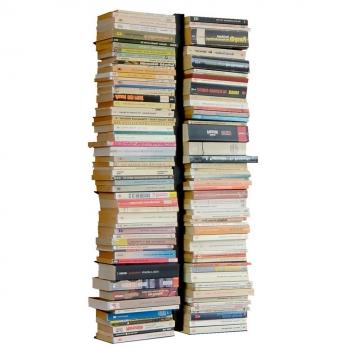 Designové knihovny na zeď Booksbaum Wall