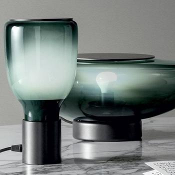 Designové stolní lampy Acquerelli