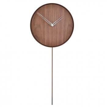Designové nástěnné hodiny Swing