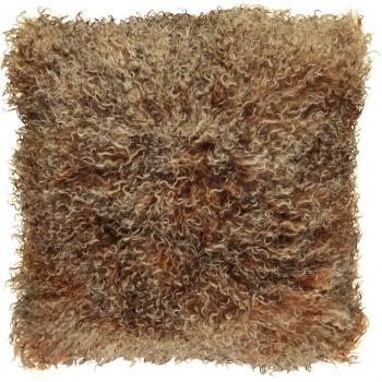 Designové kožešinové polštáře Tibetan Sheepskin