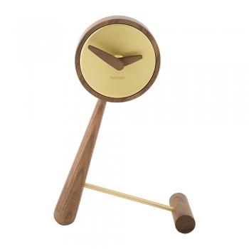 Designové stolní hodiny Atomo Mini Puntero