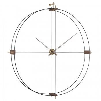 Designové nástěnné hodiny Delmori