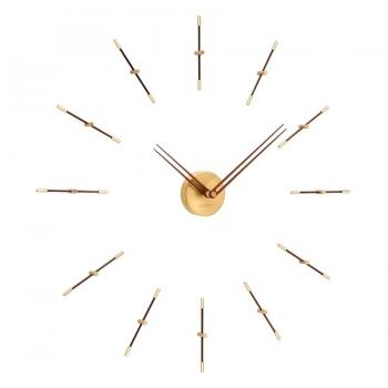 Designové nástěnné hodiny Mini Merlin