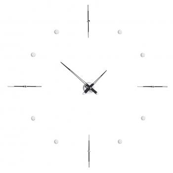 Designové nástěnné hodiny Mixto