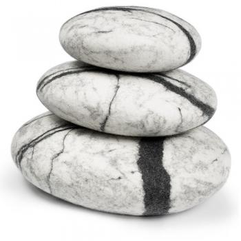 Designové polštáře Stone collection