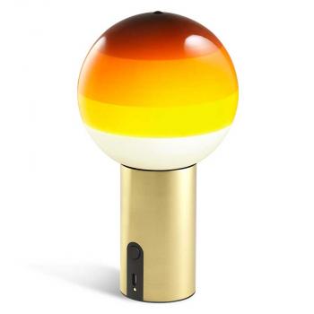 Designové stolní lampy Dipping light portable