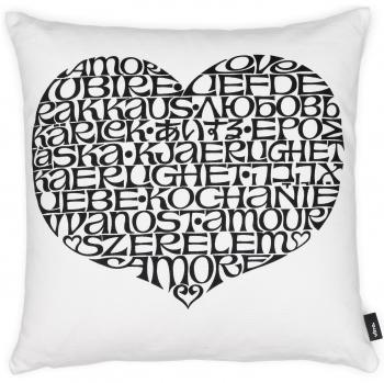 Designové polštáře International Love Heart